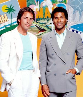 Crocket & Tubbs...oh Tubbs.