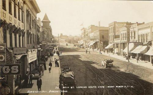 Main Street 1911  |  Minot, ND