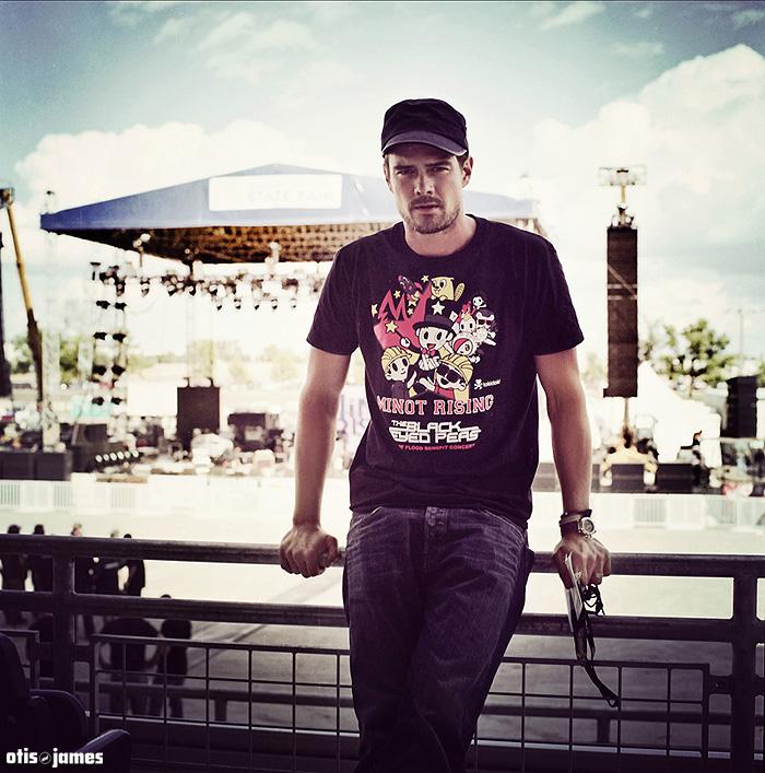 Josh Duhamel  ||  Minot Rising